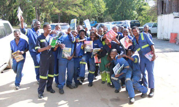 Haynes Publishing Group plc, publishers of car repair manuals, has donated Haynes manuals to Mechanics for Africa (MfA) which offers highly-subsidised education to underprivileged young adults in Zambia.