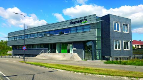 HaynesPro offices in Leusden
